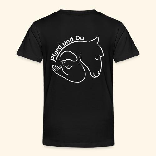 Pferd und Du - Kinder Premium T-Shirt