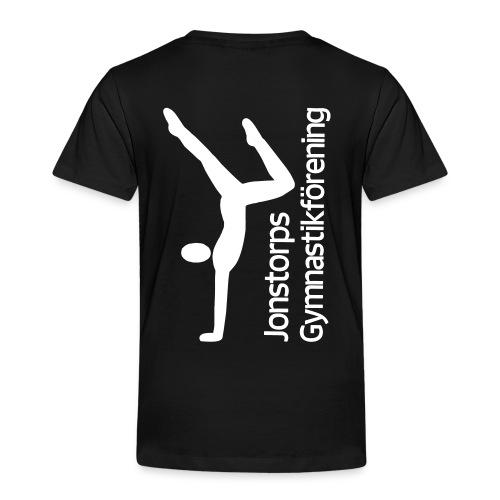 Jonstorps Gymnastikförening - Premium-T-shirt barn