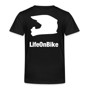 LifeOnBike - Kinder Premium T-Shirt