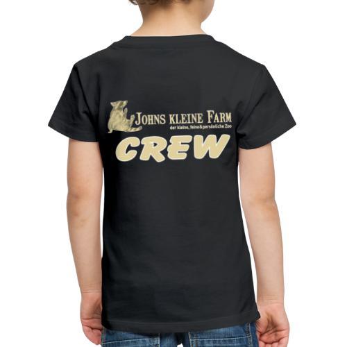 Johns kleine Farm Crew - Kinder Premium T-Shirt