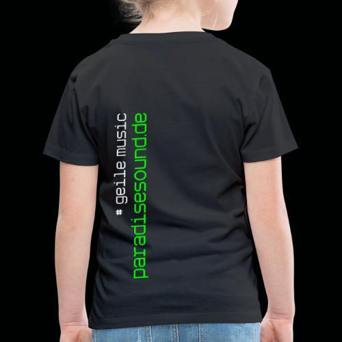 geile music - Kinder Premium T-Shirt