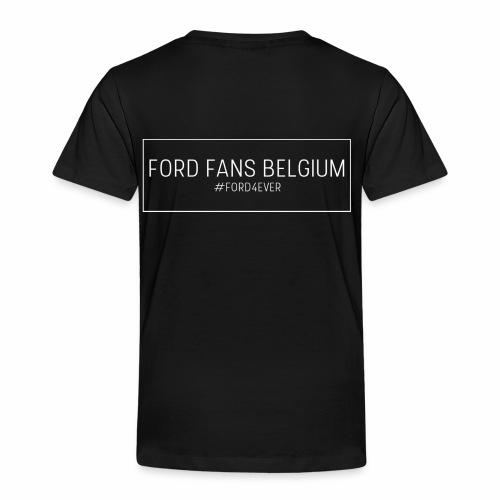 Black - Kinderen Premium T-shirt