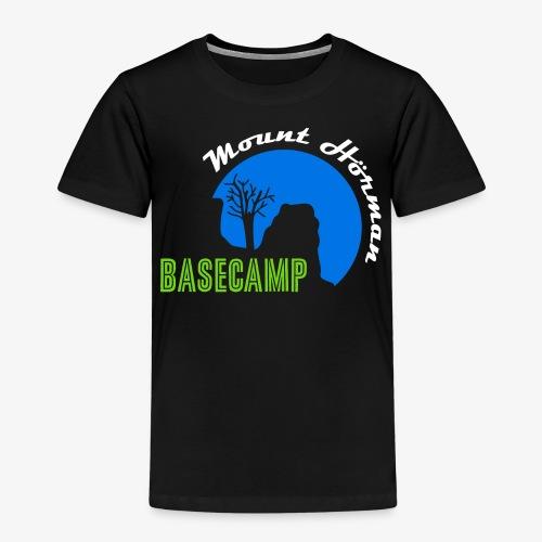 Mount Hörman Basecamp - Kinder Premium T-Shirt