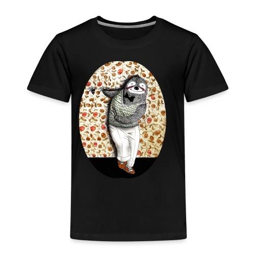 dancing sloth 40s - Maglietta Premium per bambini