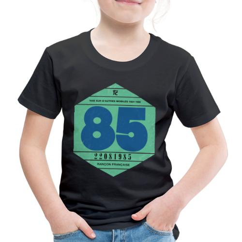 Vignette automobile 1985 - T-shirt Premium Enfant