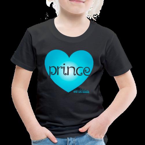 PRINCE - Lasten premium t-paita