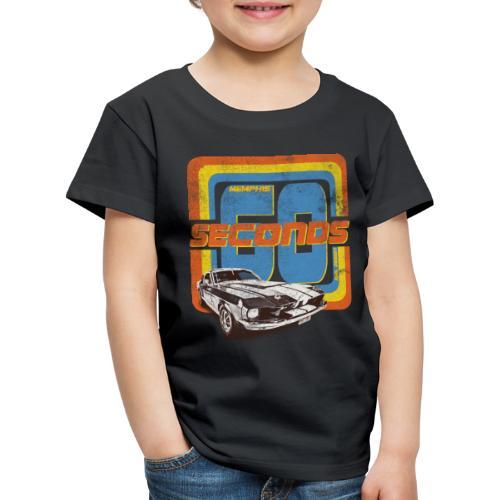 60 Seconds - Kinder Premium T-Shirt