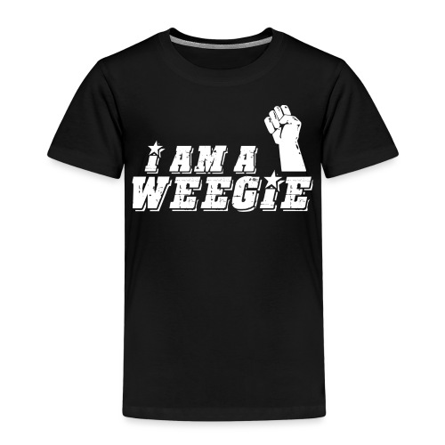 I Am A Weegie - Kids' Premium T-Shirt