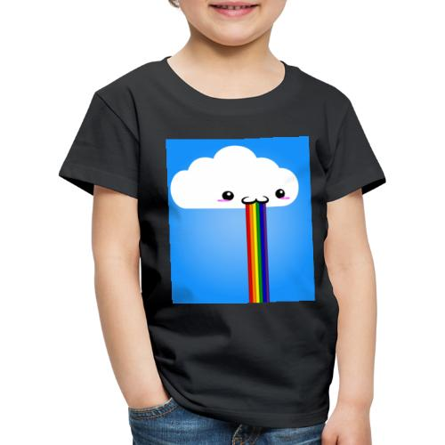 rainbow - Kinder Premium T-Shirt