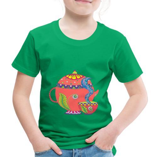 L'heure du thé - T-shirt Premium Enfant