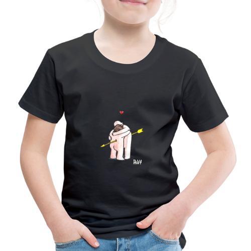 Stef 0001 00 Love - Kinder Premium T-Shirt
