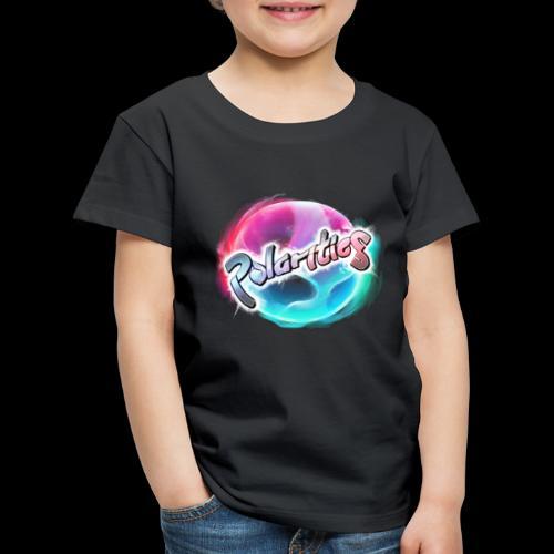 Polarities Logo - Kids' Premium T-Shirt