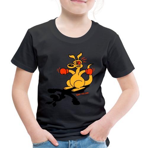Boxing Kangaroo - Kids' Premium T-Shirt