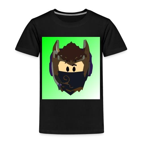 AN1MAYTRZ logo - Kids' Premium T-Shirt