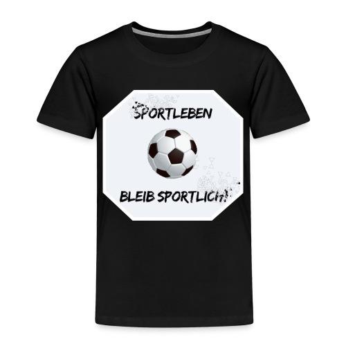 SportlebenBleibSportlich - Kinder Premium T-Shirt