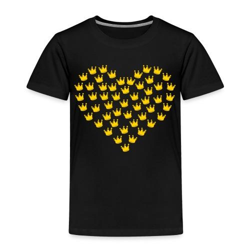 kronenherz - Kinder Premium T-Shirt