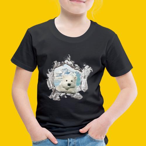 OURS - T-shirt Premium Enfant