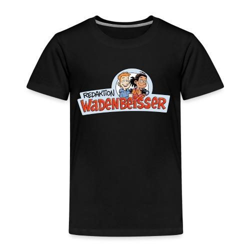 Teenager Premium Langarmshirt Logo - Kinder Premium T-Shirt