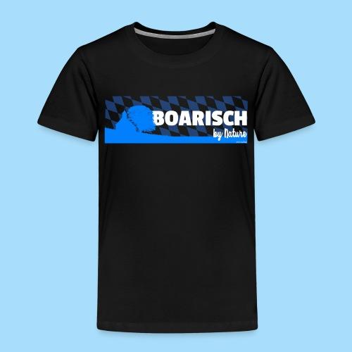 Boarisch By Nature - Kinder Premium T-Shirt