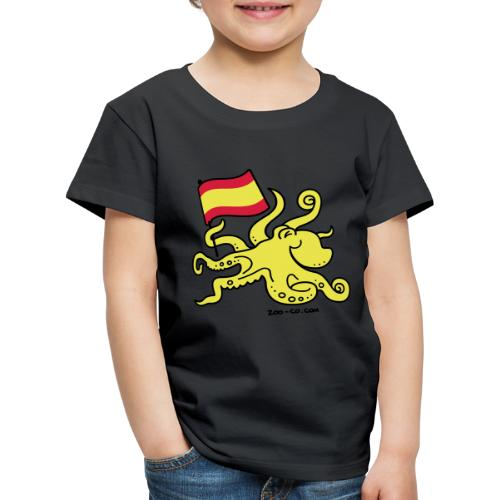Paul the Octopus is Spanish! - Kids' Premium T-Shirt