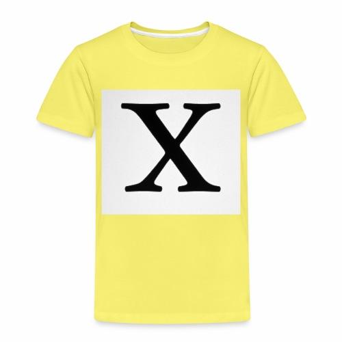 THE X - Kids' Premium T-Shirt