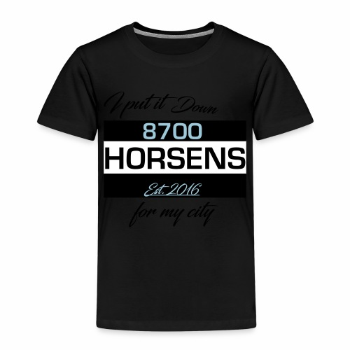 8700 Horsens Tshirts - Børne premium T-shirt