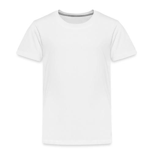 Wiener Illusion (weiß auf schwarz) - Kinder Premium T-Shirt