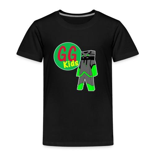 Jack and logo - Kids' Premium T-Shirt