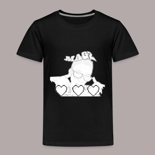 magzy sketch - Kids' Premium T-Shirt