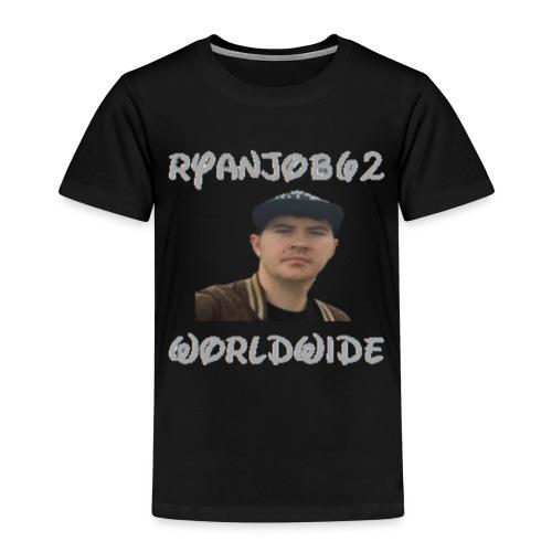 Ryanjob62 Worldwide - Kids' Premium T-Shirt