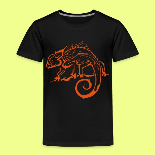 iguana - Camiseta premium niño