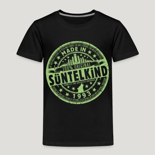 SÜNTELKIND 1993 - Das Süntel Shirt mit Süntelturm - Kinder Premium T-Shirt