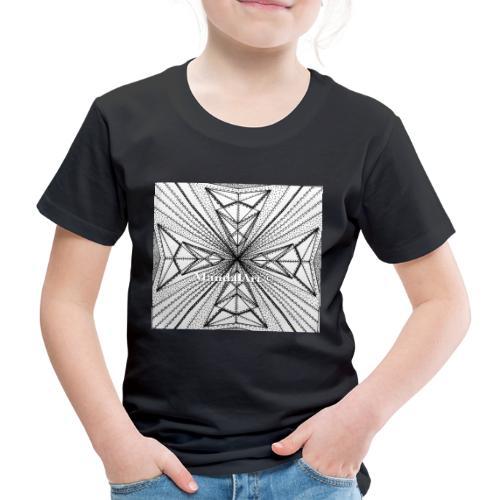 MandalArt Design - Void - Kinderen Premium T-shirt