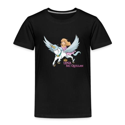 lena png - Kinder Premium T-Shirt