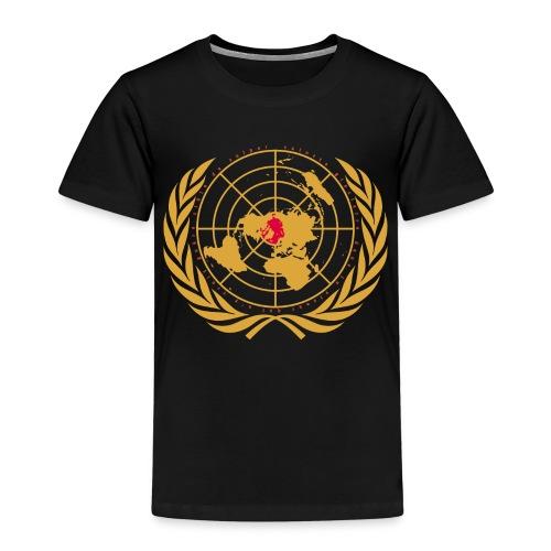 Tous unis contre le réchauffement - T-shirt Premium Enfant