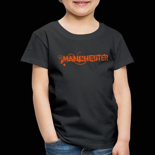 Manchester - T-shirt Premium Enfant