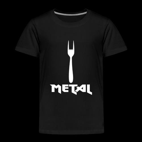 Metal - Kinder Premium T-Shirt