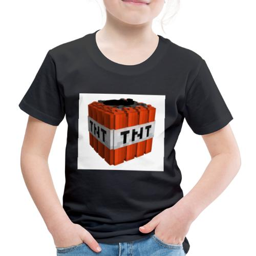 tnt block - Kinderen Premium T-shirt