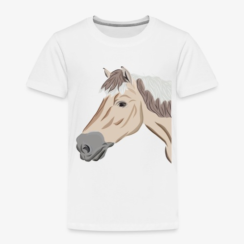 Fjord Pony - Kinder Premium T-Shirt