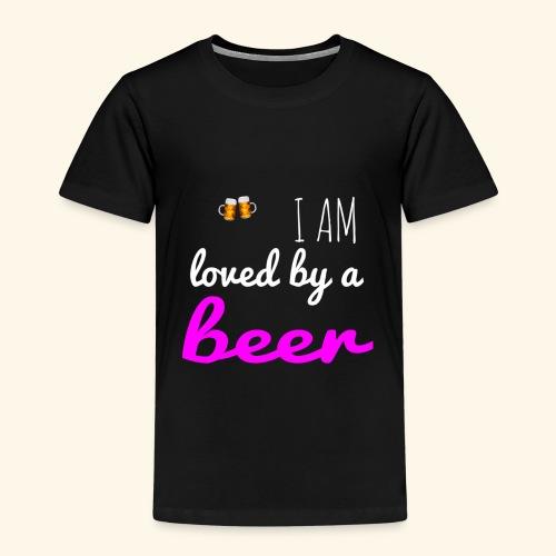 Birra Beer - Maglietta Premium per bambini