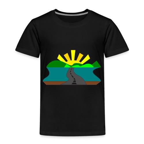 land - Camiseta premium niño