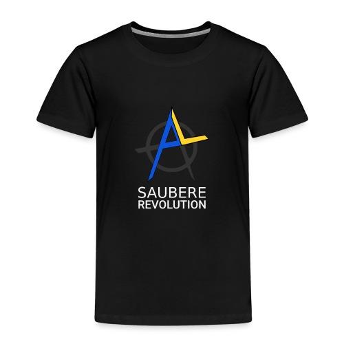 Saubere Revolution mit PV - erneuerbare Energie! - Kinder Premium T-Shirt