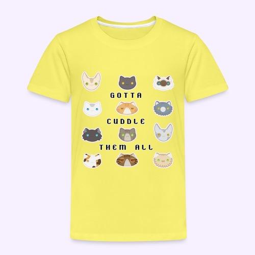 All the Cats - Maglietta Premium per bambini