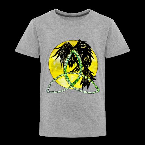 tribalrabe2 - Kinder Premium T-Shirt
