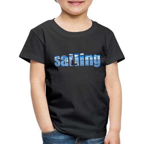 sailing - T-shirt Premium Enfant
