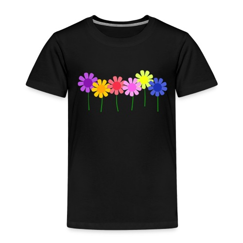 flowers 1 - Kids' Premium T-Shirt