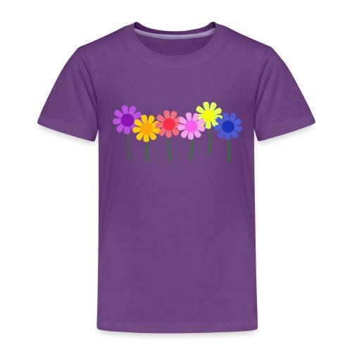 flowers 1 - Kids' Premium T-Shirt