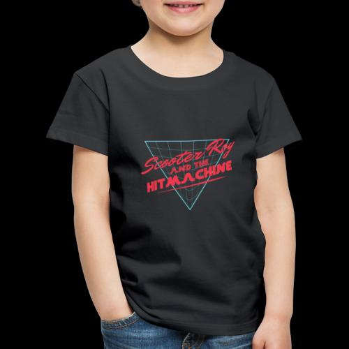 ScooterRoy and the Hitmachine - Kinderen Premium T-shirt