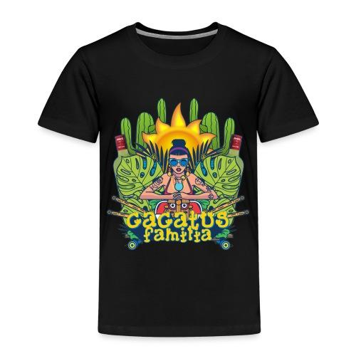 SUMMERFEST 2016 - Kinderen Premium T-shirt