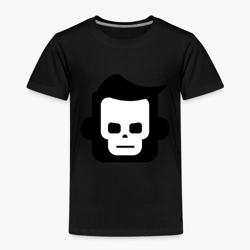 Xray Skull Boy - Børne premium T-shirt